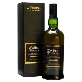 Ardbeg Uigeadail Whisky 54,2% 0,7l - buy, prices for Novus - image 1