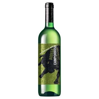 Camporroso Bodega White Semi-sweet Wine 10.5% -11.5% 0.75l - buy, prices for Furshet - image 1