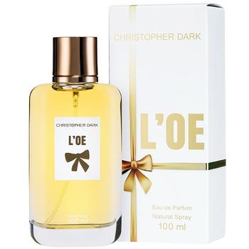 Парфумована вода для жінок Christopher Dark Loe For Woman 100 Мл - купить, цены на Ашан - фото 2