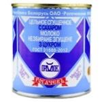 Молоко згущене Рогачів незбиране з цукром 8,5% 380г