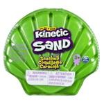 Kinetic Sand Green Seashell Sand for Creativity