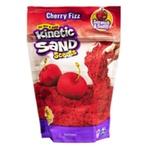 Kinetic Sand Cherry Pop Rocks with Aroma Sand for Creativity
