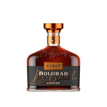 Bolgrad Ukraine Ordinary 5 Stars Cognac 40% 0,5l
