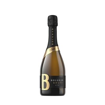Bolgrad Ukrainian Brut Sparkling White Sparkling Wine 9-13% 0,75l