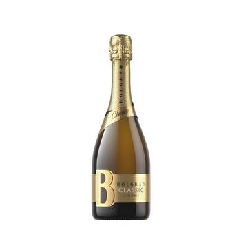 Bolgrad Ukrainian White Semi-Sweet Champagne 9-13% 0,75l