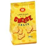 KBF Crackers Cheese Taste 180g - buy, prices for Furshet - image 1