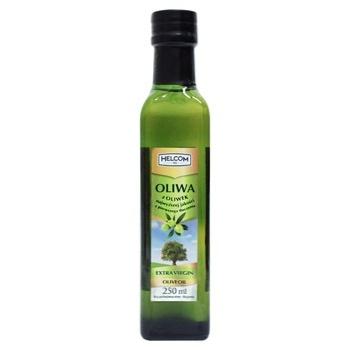 Масло Helcom Extra Virgin оливковое 250мл