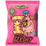 Zolote Zerno Corn Sticks with Bacon Flavor 50g