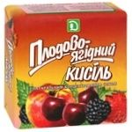 Zolote Zerno Fruit and Berry Kissel 180g
