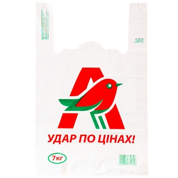 Пакет Ашан 7кг