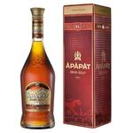 Коньяк Ararat Aни 6 лет 40% 0,5л - купить, цены на Ашан - фото 1