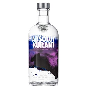 Absolut Kurant Vodka 700ml - buy, prices for Novus - photo 1