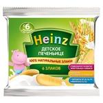 Печиво Heinz 6 злаків дитяче для дітей з 6 місяців 60г