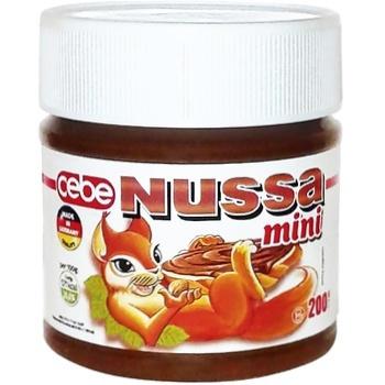 Крем Nussa шоколадный 200г - купити, ціни на Ашан - фото 1