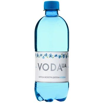 Voda UA Carpathian Alpine Spring Non-Carbonated Drinking Water 0.5л - buy, prices for Furshet - image 1
