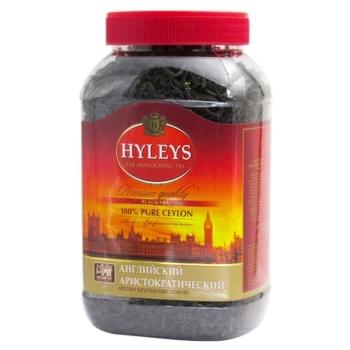 Hyleys English Aristocratic Black Tea - buy, prices for MegaMarket - image 1
