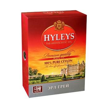 Hyleys Earl Grey Black Tea - buy, prices for MegaMarket - image 1
