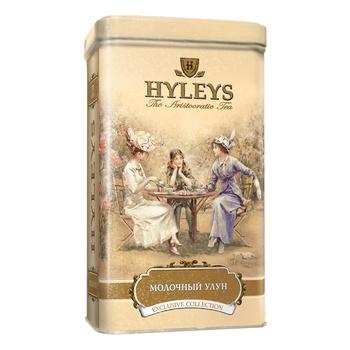 Pekoe tea Hyleys Milk Oolong medium leaf semi-fermented 125g Sri Lanka - buy, prices for MegaMarket - image 1