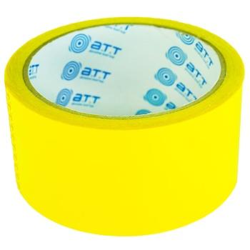 Лента клейкая желтая 48ммх50м