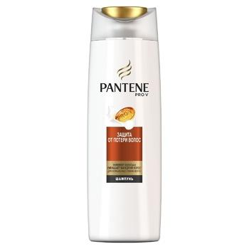 Шампунь для волос Pantene Pro-V Защита от потери волос 400мл - купить, цены на Ашан - фото 1
