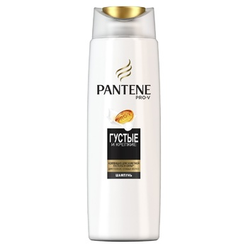 Pantene Pro-V Thick And Strong Shampoo 250ml - buy, prices for MegaMarket - photo 1