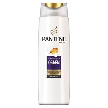 Шампунь для волос Pantene Pro-V Дополнительный объем 250мл - купить, цены на МегаМаркет - фото 1