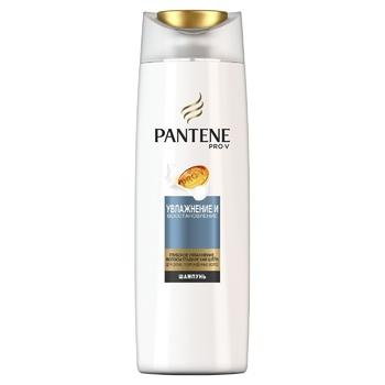 Шампунь Pantene Pro-V Зволоження та відновлення 400мл - купити, ціни на Ашан - фото 1