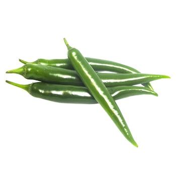 Перец чили зеленый - купить, цены на Novus - фото 1
