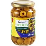 Auchan Pitted Olives 160g
