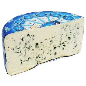 Сыр Lazur голубой с плесенью 45%