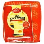 Сыр Sierpc Королевский 45%