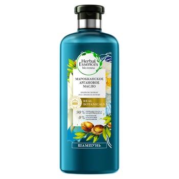 Шампунь Herbal Essences Марокканское аргановое масло 400мл