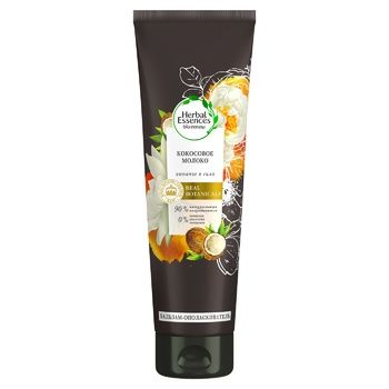 Herbal Essences Balsam-conditioner Coconut Milk 275ml - buy, prices for Auchan - photo 1