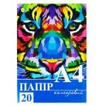 Tetrada Color A4 Paper 20 sheets