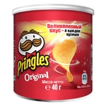 Pringles Original Potato Chips
