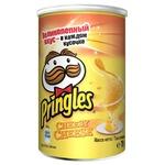 Чипсы Pringles картофельные со вкусом сыра 70г - купить, цены на СитиМаркет - фото 1