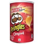 Чипсы Pringles Оригинал картофельные 70г
