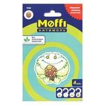 Moffi Antimoth Cedar 4pcs