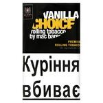 Тютюн Mac Baren Vanilla Choice для цигарок 40г