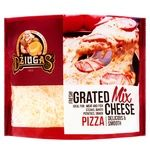 Сыр Dziugas Микс сыров для пиццы 40% 250г