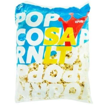 Попкорн Круїз солоний 115г - купити, ціни на Ашан - фото 1