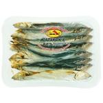 Салака Вомонд холодного копчения 250г - купить, цены на Ашан - фото 2