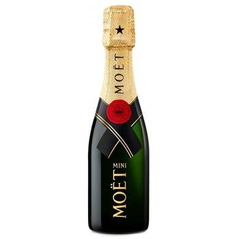 Шампанское Moet & Chandon Brut Imperial белое сухое 12% 0.2л