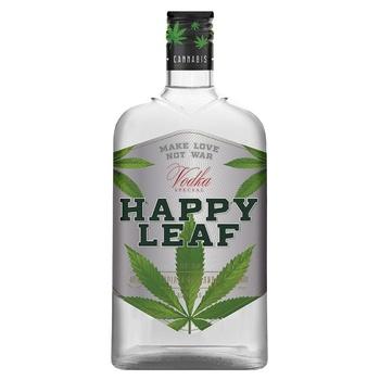 Happy Leaf Special Vodka 40% 0,5l - buy, prices for Novus - image 1