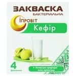 Закваска бактериальная Ипровит Кефир 4*0,5г