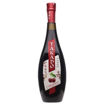 Takado Сherry wine based, liquor drink 11% 0,7l - buy, prices for Furshet - image 6