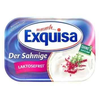 Сыр Exguisa сливочный без лактозы 70% 175г