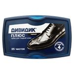 Dividik Plus Sponge for Shoes Black