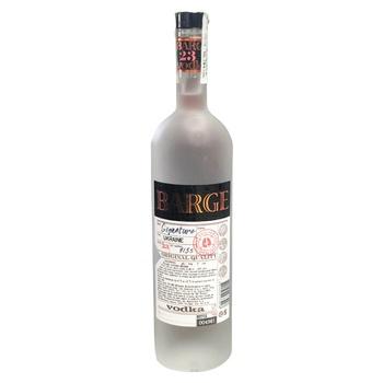 Barge Classic Vodka 40% 1l - buy, prices for Novus - image 1