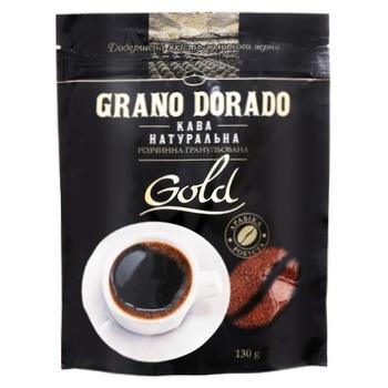 Zolote Zerno Gold Grano Dorado Instant Coffee 130g